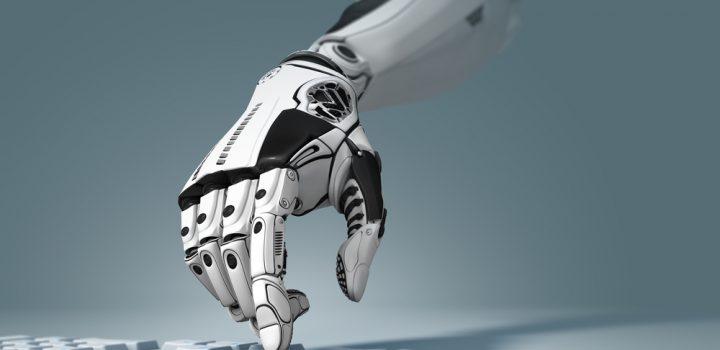 robot_robot-arm_toetsenbord
