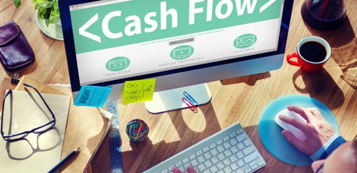 41464087 - cashflow investing banking money revenue investment concept
