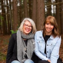 Linda Pieters & Stephanie van Rossum